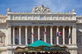 Биржа et Chambre де торговли. Марсель, Франция — Стоковое фото