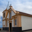 Small church named imperio in Terceira — Stock Photo #73258733