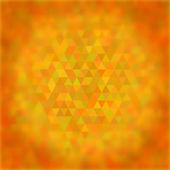 Abstract geometric triangular pattern with blurred edge — Cтоковый вектор