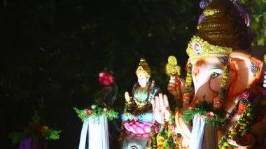 Religious ceremony, Hyderabad — Stock Video