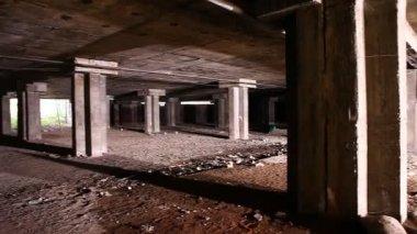 Interior of Building — Stock Video