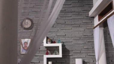 Wnętrze budynku — Wideo stockowe
