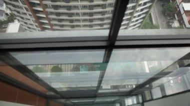 Outdoor shot of Building — Vídeo de stock