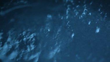 Closeup shot of Ice — Stock Video
