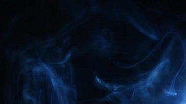 Closeup of Smoke — Стоковое видео