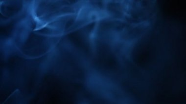 Closeup of Smoke — Stock Video