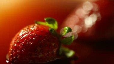 Strawberry — Stock Video