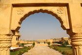 在印度拉贾斯坦的老式堡 — 图库照片