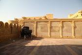 Vintage fort in Rajasthan India — Foto de Stock