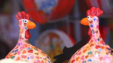 Closeup of Toy in the shop — 图库视频影像