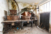 Vintage old abandoned winery — Zdjęcie stockowe