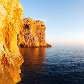 Neptune Grotto in Sardinia, Italy — Stock Photo