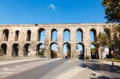 Aqueduct of Valens — Stock Photo