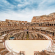 Colosseum in Rome, Italy — Stock Photo #63411531