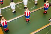 Table of foosball — Stock Photo