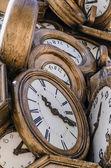 Relojes vintage — Foto de Stock