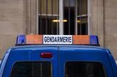 Gendarmería — Foto de Stock