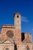 SIGUENZA çan kulesi — Stok fotoğraf