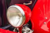 Old-Timer Headlight — Stock Photo