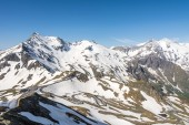 Alpine Panoramic View — Stock Photo