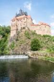 Kriebstein Castle — Stock Photo