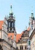 Historic Dresden — Zdjęcie stockowe