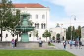 Ludwig Maximilian University of Munich — Stock Photo