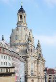 Landmark of Dresden — Zdjęcie stockowe