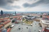 Вид на Дрезден — Стоковое фото