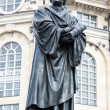 Bronce Statue of Martin Luther — Stock Photo #58375303