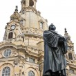 Bronce Statue of Martin Luther — Stock Photo #58599093