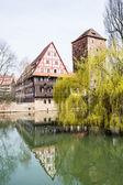 Medieval Nuremberg — Stock Photo