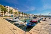 Adriatic city of Split view — Stock Photo