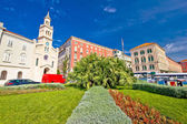 City of Split nature and architecture — Stock Photo