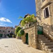 Old stone streets of Stari Grad — Stock Photo #57767027