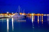 Yachting destination of Sukosan bay — Stock Photo