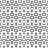 Seamless pattern with stars — Stock Vector
