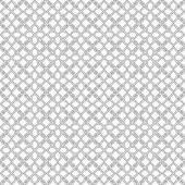 černobílý vzor bezešvé — Stock vektor