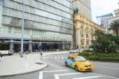 MACAU CHINA-AUGUST 22 front view of Star World Casino big and lu — Stock Photo