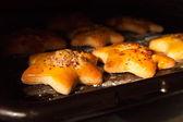 Freshly Baked Cookies — Stock Photo