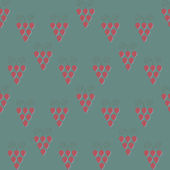 Seamless Simplistic Vintage Background — Stock Vector
