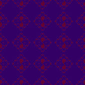 Red-Purple Seamless Pattern Background — Stock Vector