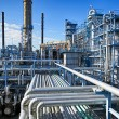 Oil and gas industry, refinery in HDR effect — Stock Photo #55970755