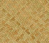 Pattern nature background of handicraft weave texture wicker  — Stock Photo
