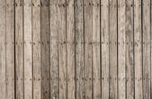 Pattern of  old wooden  bridge floor — Stockfoto