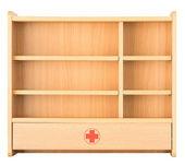 Medicine cabinet for keep drug — Stock Photo