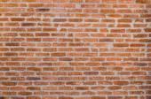 装饰红砖砌成墙体纹理 — 图库照片