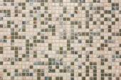Mosaic on a decorate wall — Foto de Stock