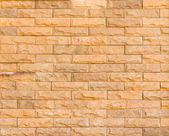 Decorative real stone wall surface — Stock Photo