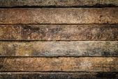 Old wood stripe texture — Stock Photo